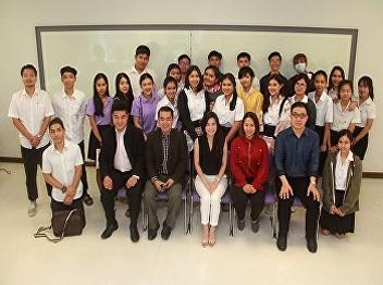 "Digital Entrepreneurship Management major, International College, Suan Sunandha Rajabhat University organized a seminar in topic ""Digital Marketing"""