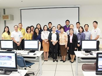 Digital Entrepreneurship Management Program, SSRUIC Prepare Personnel to Develop Open Online Courses