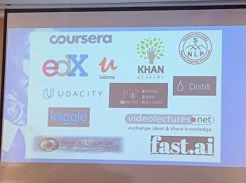 """Lecturer of Digital Entrepreneurship Management attended an event """"Smart Business in Digital Era"""""""