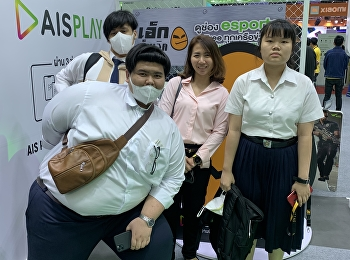 Students Attended the Thailand Game Expo 2020 at BITEC Bangna